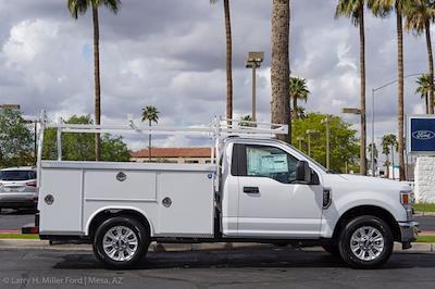 2021 Ford F-250 Regular Cab 4x2, Royal Truck Body Service Body #21P099 - photo 12