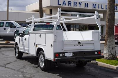 2021 Ford F-250 Regular Cab 4x2, Royal Truck Body Service Body #21P099 - photo 8