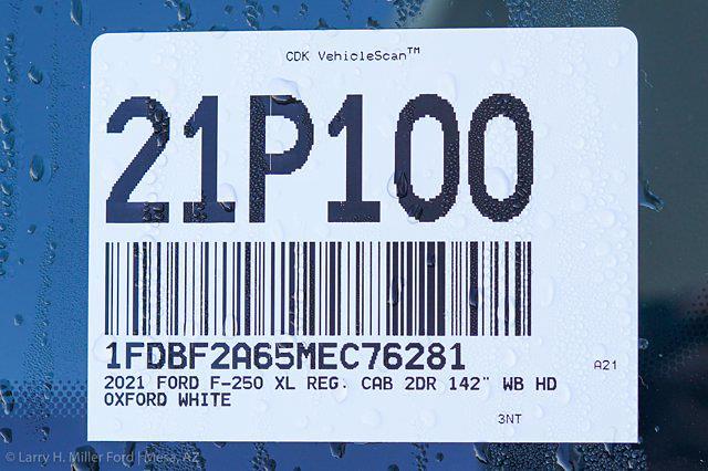 2021 Ford F-250 Regular Cab 4x2, Royal Service Body #21P100 - photo 29