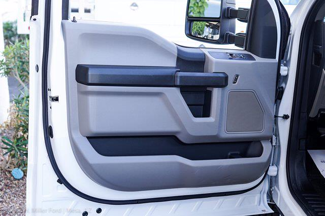 2021 Ford F-350 Regular Cab DRW 4x2, Rugby HD Rancher Platform Body #21P102 - photo 13