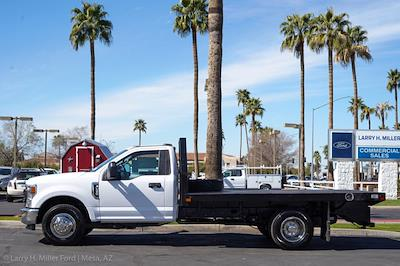 2021 Ford F-350 Regular Cab DRW 4x2, Rugby HD Rancher Platform Body #21P102 - photo 5