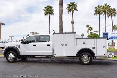 2021 Ford F-550 Crew Cab DRW 4x4, Reading Master Mechanics HD Welder Body #21P114 - photo 2
