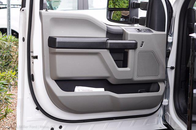 2021 Ford F-550 Regular Cab DRW 4x2, Knapheide PGND Gooseneck Hauler Body #21P115 - photo 16