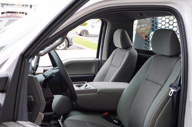 2021 Ford F-550 Regular Cab DRW 4x2, Knapheide PGND Gooseneck Hauler Body #21P115 - photo 18