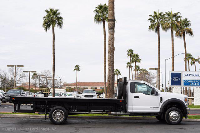 2021 Ford F-550 Regular Cab DRW 4x2, Knapheide Value-Master X Platform Body #21P125 - photo 11