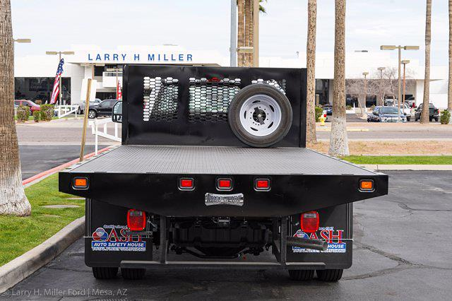 2021 Ford F-550 Regular Cab DRW 4x2, Knapheide Value-Master X Platform Body #21P125 - photo 8