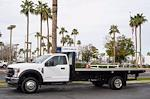 2021 Ford F-550 Regular Cab DRW 4x2, Knapheide Value-Master X Platform Body #21P125 - photo 7
