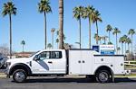 2021 Ford F-550 Super Cab DRW 4x4, Reading Master Mechanics HD Service Body #21P134 - photo 4
