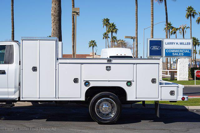 2021 Ford F-550 Regular Cab DRW 4x2, Scelzi Welder Body #21P137 - photo 1