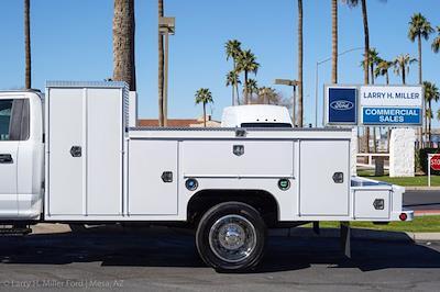 2021 Ford F-550 Regular Cab DRW 4x2, Scelzi Welder Body #21P137 - photo 2