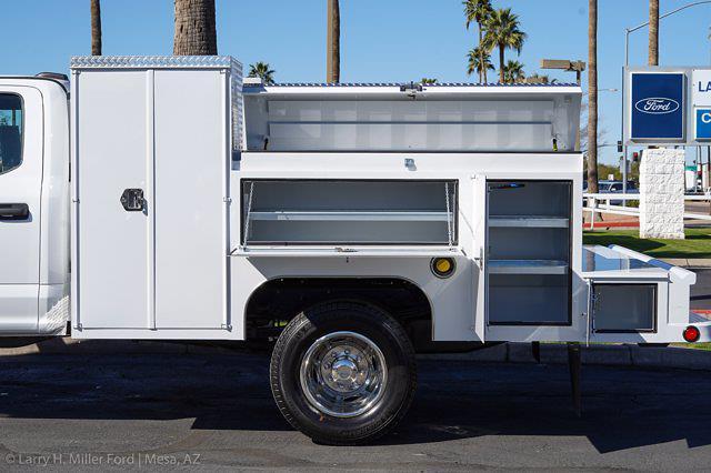 2021 Ford F-350 Crew Cab DRW 4x4, Scelzi Welder Body #21P138 - photo 5