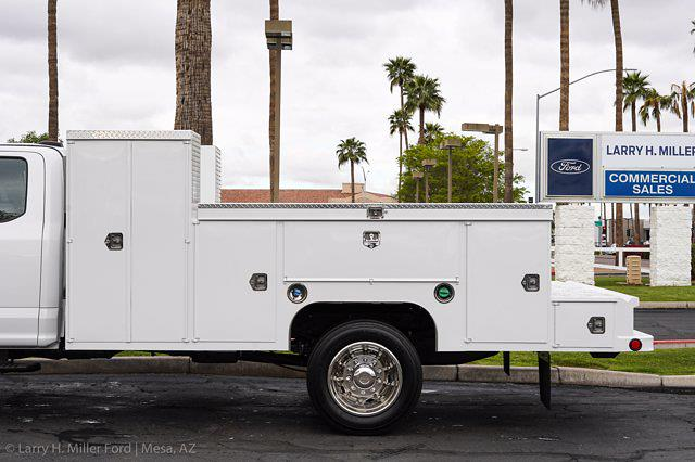 2021 Ford F-550 Super Cab DRW 4x4, Scelzi Welder Body #21P140 - photo 1