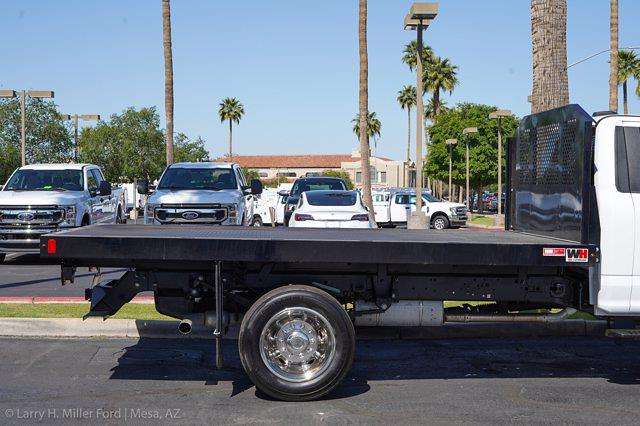 2021 Ford F-450 Regular Cab DRW 4x2, Monroe Work-A-Hauler II Platform Body #21P141 - photo 11