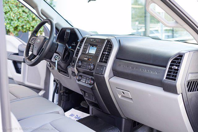 2021 Ford F-450 Regular Cab DRW 4x2, Monroe Work-A-Hauler II Platform Body #21P141 - photo 21