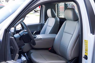 2021 Ford F-450 Regular Cab DRW 4x2, Monroe Work-A-Hauler II Platform Body #21P141 - photo 15