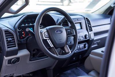 2021 Ford F-450 Regular Cab DRW 4x2, Monroe Work-A-Hauler II Platform Body #21P141 - photo 16