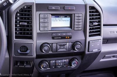2021 Ford F-450 Regular Cab DRW 4x2, Monroe Work-A-Hauler II Platform Body #21P141 - photo 17
