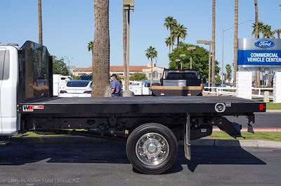 2021 Ford F-450 Regular Cab DRW 4x2, Monroe Work-A-Hauler II Platform Body #21P141 - photo 3