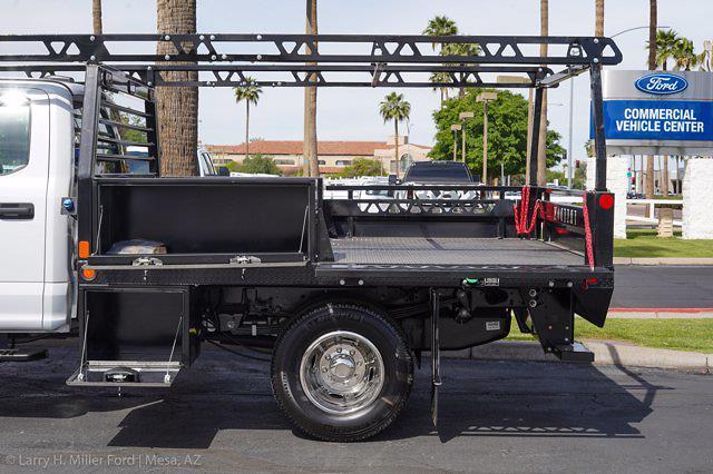2021 Ford F-350 Crew Cab DRW 4x4, Freedom Contractor Body #21P145 - photo 1