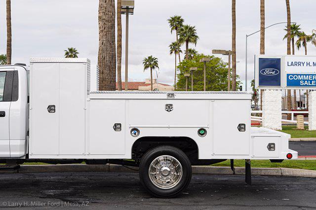 2021 Ford F-450 Regular Cab DRW 4x4, Scelzi Welder Body #21P146 - photo 1