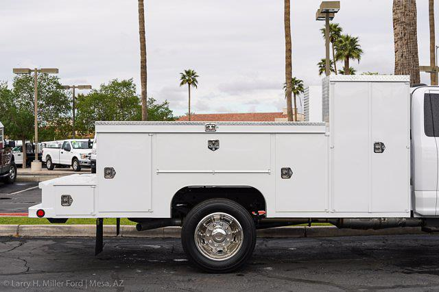 2021 Ford F-450 Regular Cab DRW 4x4, Scelzi Welder Body #21P146 - photo 13