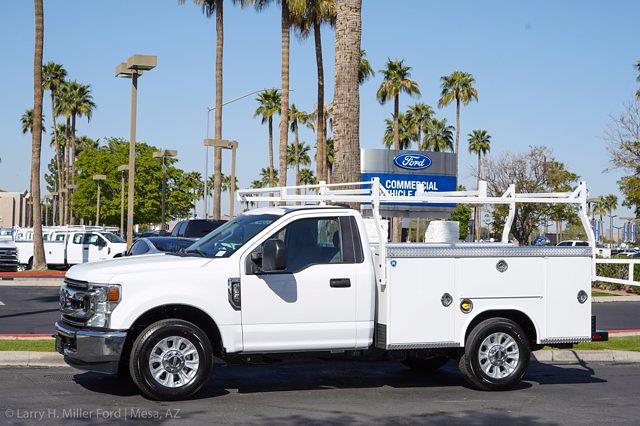 2021 Ford F-250 Regular Cab 4x2, Royal Truck Body Service Body #21P151 - photo 8