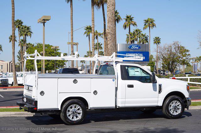 2021 Ford F-250 Regular Cab 4x2, Royal Truck Body Service Body #21P151 - photo 12
