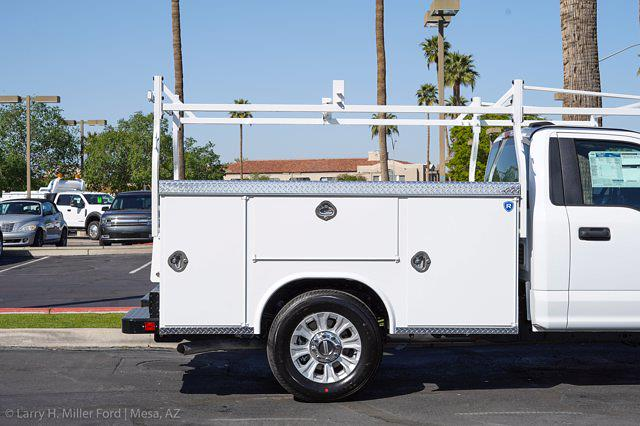 2021 Ford F-250 Regular Cab 4x2, Royal Truck Body Service Body #21P151 - photo 14