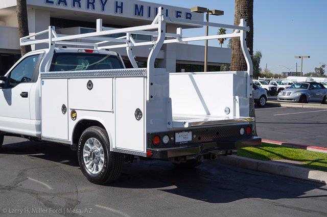 2021 Ford F-250 Regular Cab 4x2, Royal Truck Body Service Body #21P151 - photo 9
