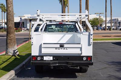 2021 Ford F-250 Regular Cab 4x2, Royal Truck Body Service Body #21P151 - photo 10