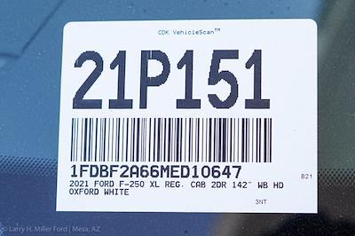 2021 Ford F-250 Regular Cab 4x2, Royal Truck Body Service Body #21P151 - photo 29
