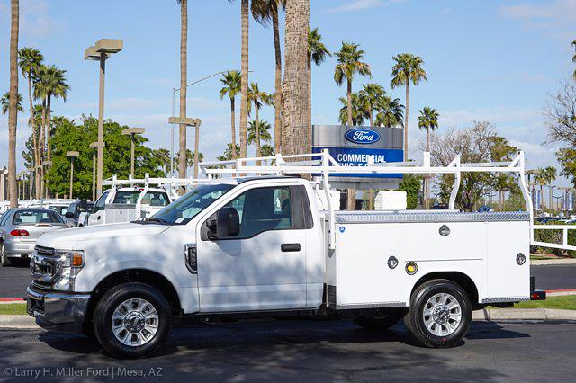 2021 Ford F-250 Regular Cab 4x2, Royal Truck Body Service Body #21P152 - photo 4