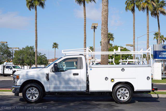 2021 Ford F-250 Regular Cab 4x2, Royal Truck Body Service Body #21P152 - photo 3