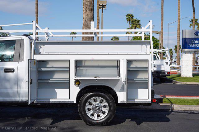 2021 Ford F-250 Regular Cab 4x2, Royal Truck Body Service Body #21P152 - photo 7