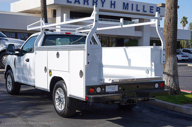 2021 Ford F-250 Regular Cab 4x2, Royal Truck Body Service Body #21P152 - photo 2