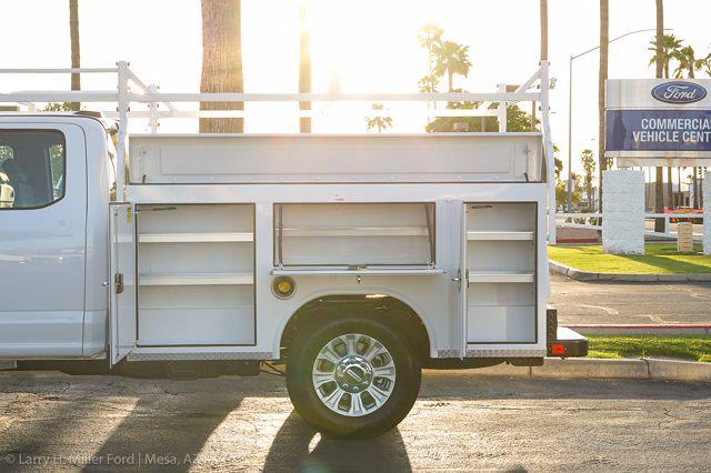 2021 Ford F-250 Super Cab 4x2, Royal Truck Body Service Body #21P156 - photo 7