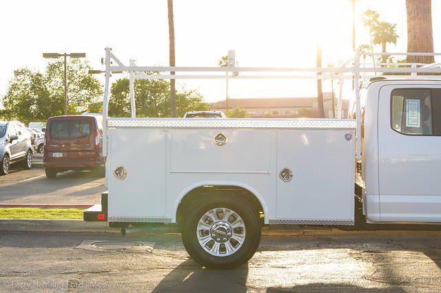 2021 Ford F-250 Super Cab 4x2, Royal Truck Body Service Body #21P156 - photo 14