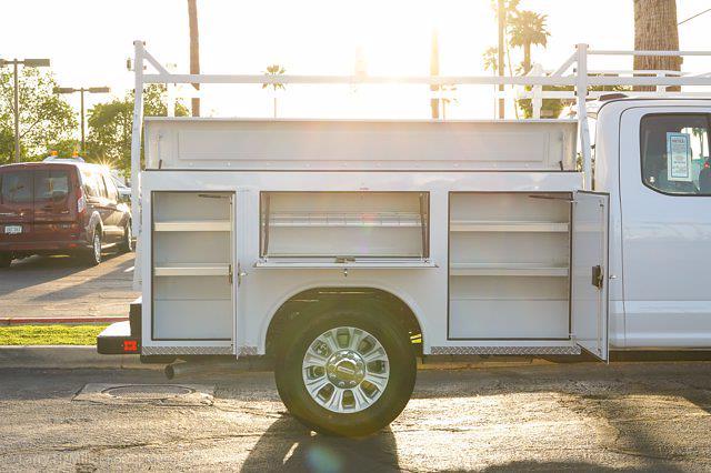 2021 Ford F-250 Super Cab 4x2, Royal Truck Body Service Body #21P156 - photo 15