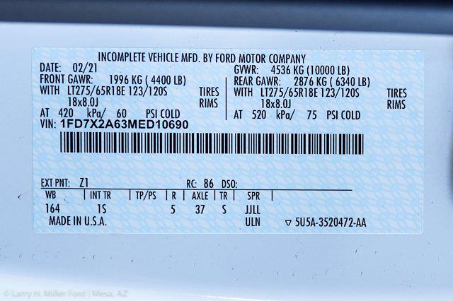 2021 Ford F-250 Super Cab 4x2, Royal Truck Body Service Body #21P156 - photo 30