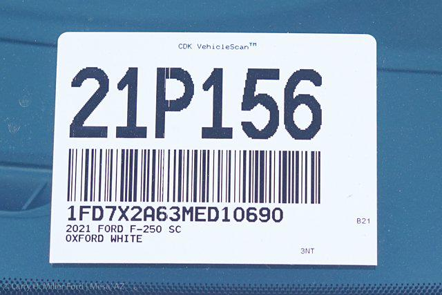 2021 Ford F-250 Super Cab 4x2, Royal Truck Body Service Body #21P156 - photo 31