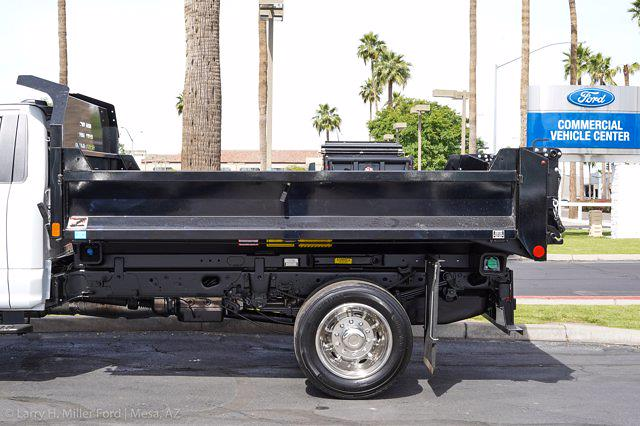 2021 Ford F-550 Regular Cab DRW 4x2, Monroe MTE-Zee Dump Body #21P161 - photo 6