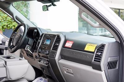 2021 Ford F-550 Regular Cab DRW 4x2, Monroe MTE-Zee Dump Body #21P161 - photo 20
