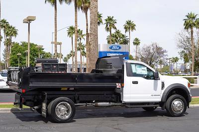 2021 Ford F-550 Regular Cab DRW 4x2, Monroe MTE-Zee Dump Body #21P161 - photo 9