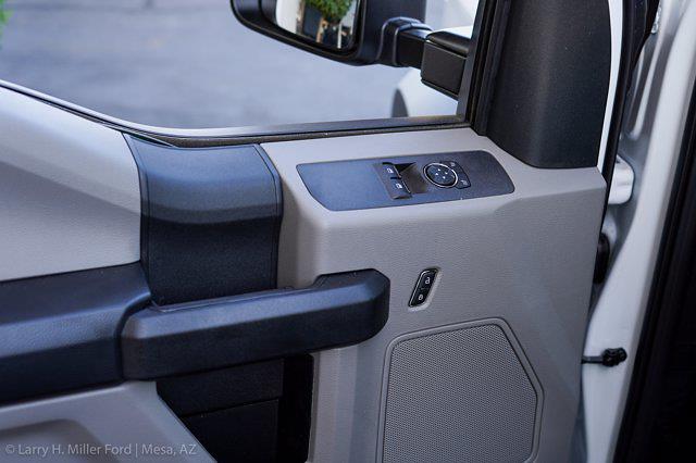 2021 Ford F-550 Regular Cab DRW 4x4, Royal Truck Body Service Body #21P166 - photo 19
