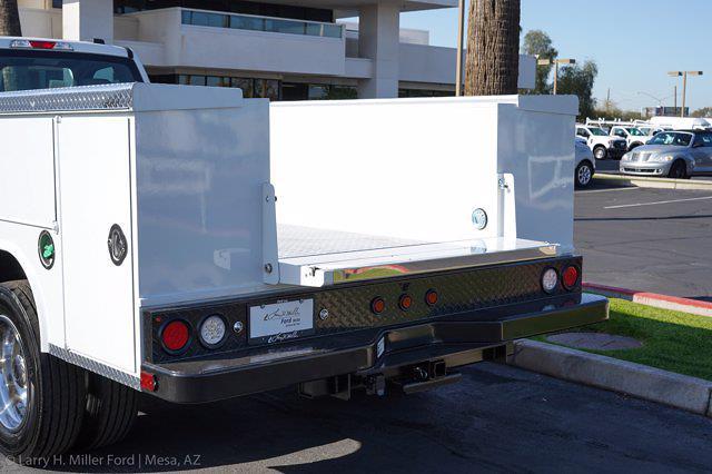 2021 Ford F-550 Regular Cab DRW 4x4, Royal Truck Body Service Body #21P166 - photo 9