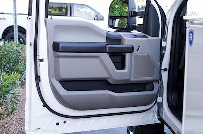 2021 Ford F-550 Regular Cab DRW 4x4, Royal Truck Body Service Body #21P166 - photo 18