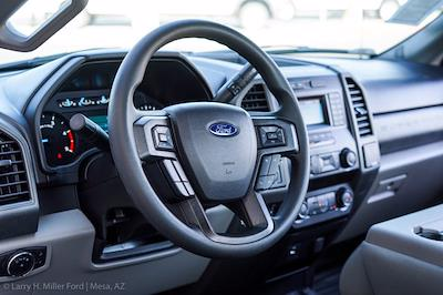 2021 Ford F-550 Regular Cab DRW 4x4, Royal Truck Body Service Body #21P166 - photo 21