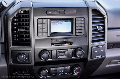 2021 Ford F-550 Regular Cab DRW 4x4, Royal Truck Body Service Body #21P166 - photo 22