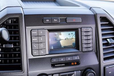 2021 Ford F-550 Regular Cab DRW 4x4, Royal Truck Body Service Body #21P166 - photo 25