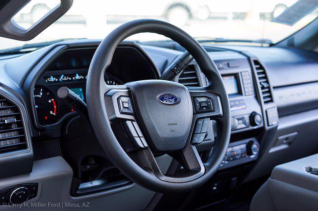2021 Ford F-550 Regular Cab DRW 4x2, Royal Truck Body Service Body #21P167 - photo 21